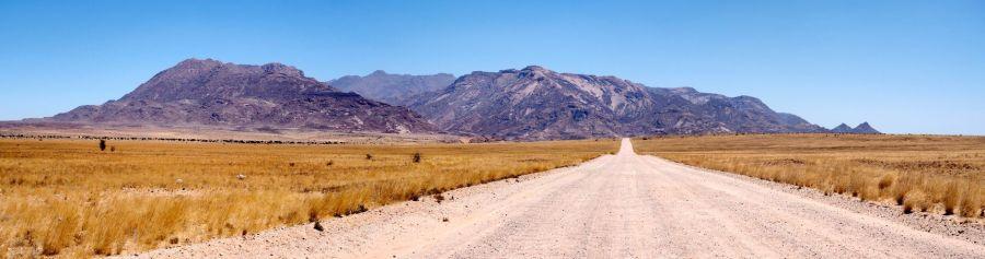 Sand Roads &Mountains